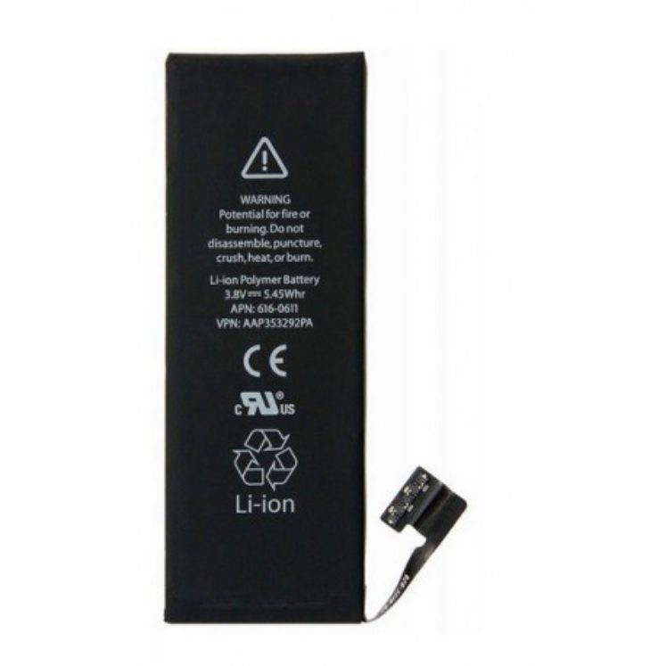 Batterie compatible iPhone 5S