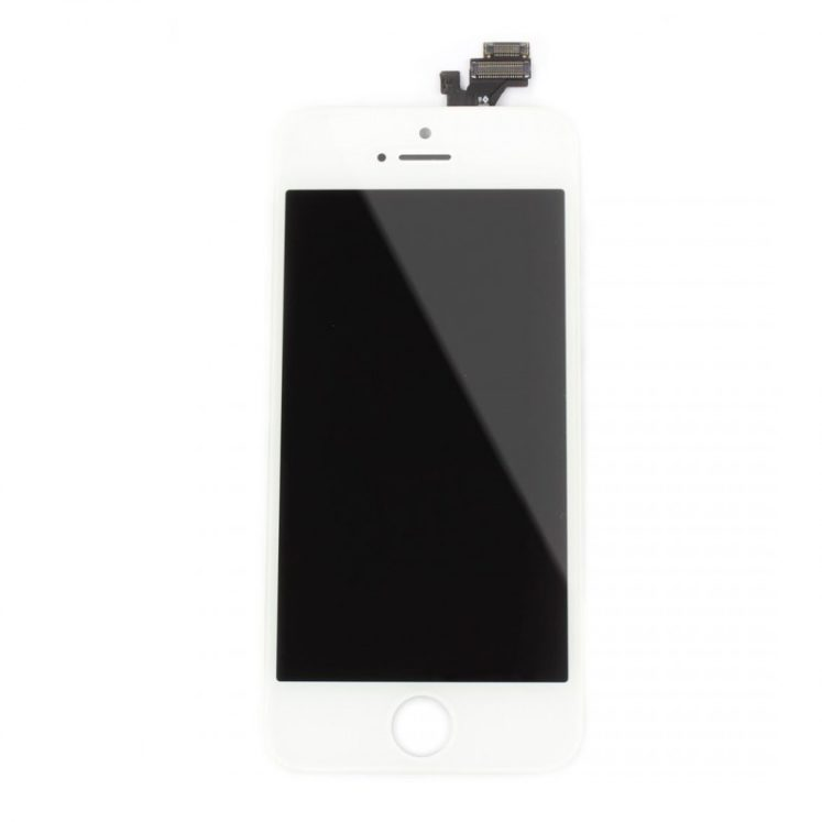 Ecran complet – Iphone 5 blanc