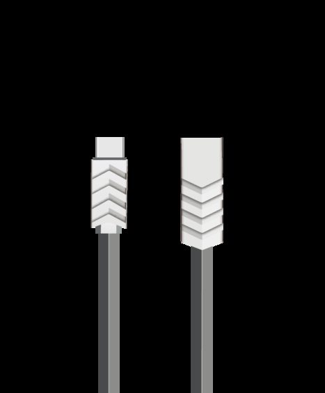 Cable USB Type- C wave serie