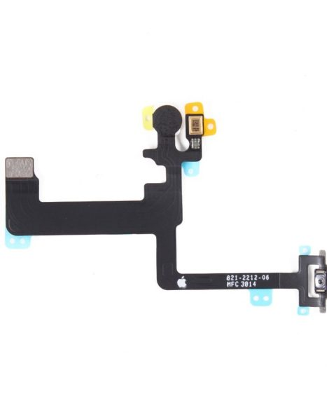 Nappe Power + flash + micro secondaire –iPhone 6+