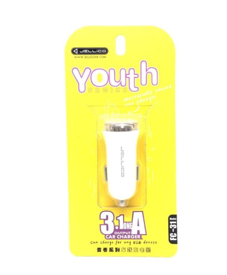 Chargeur 2 USB – FC-31 – 3.1A