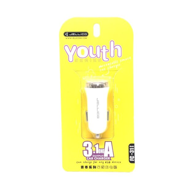 Chargeur 2 USB - FC-31 - 3.1A