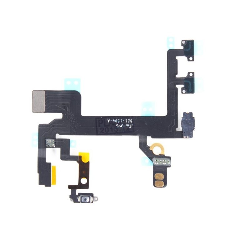 Nappe Power + flash + micro secondaire –iPhone 5S