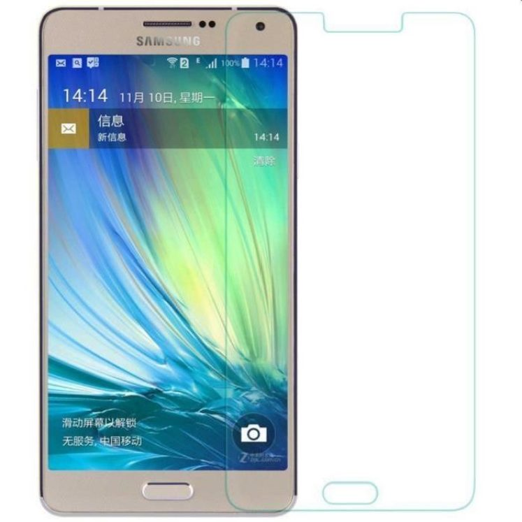 Samsung Galaxy A3 2016 Film de protection en verre trempé 2.5D