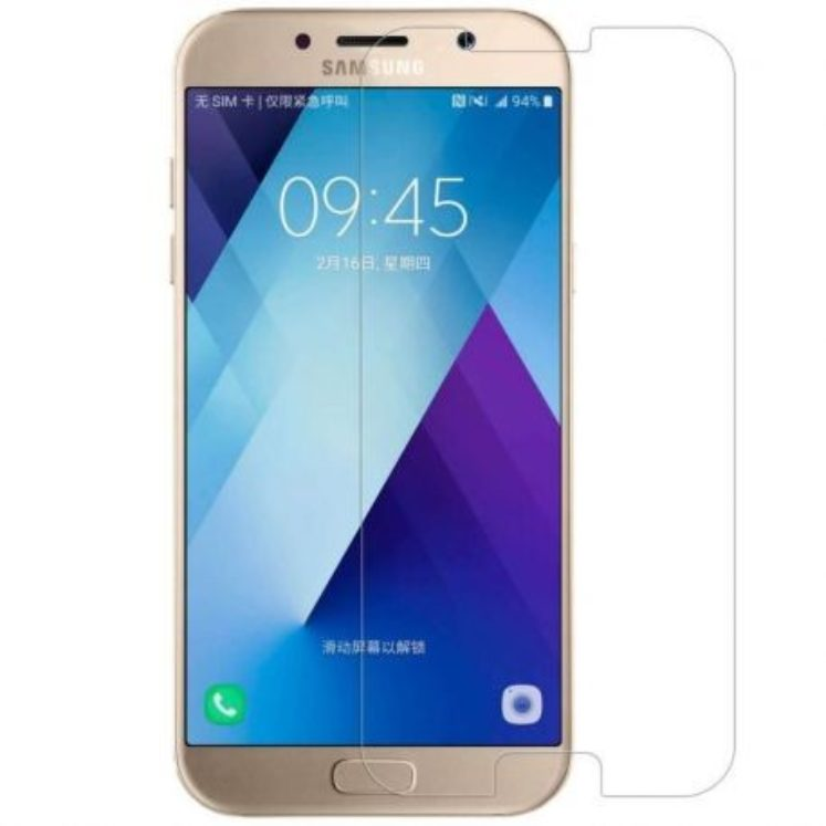 Samsung Galaxy A5 2017 Film de protection en verre trempé 2.5D
