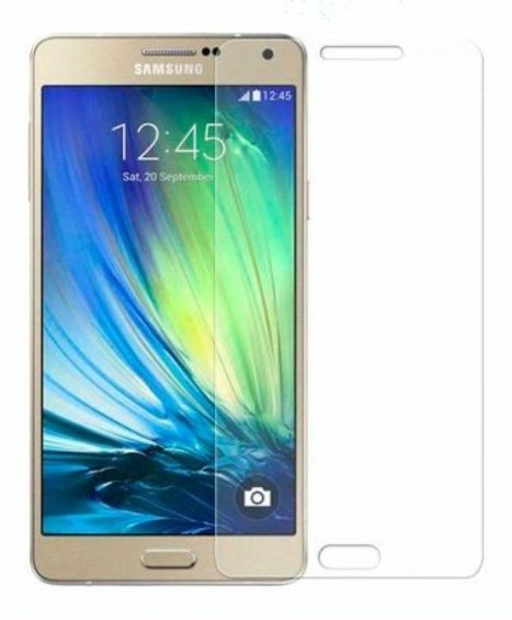 Samsung Galaxy A7 2016 Film de protection en verre trempé 2.5D