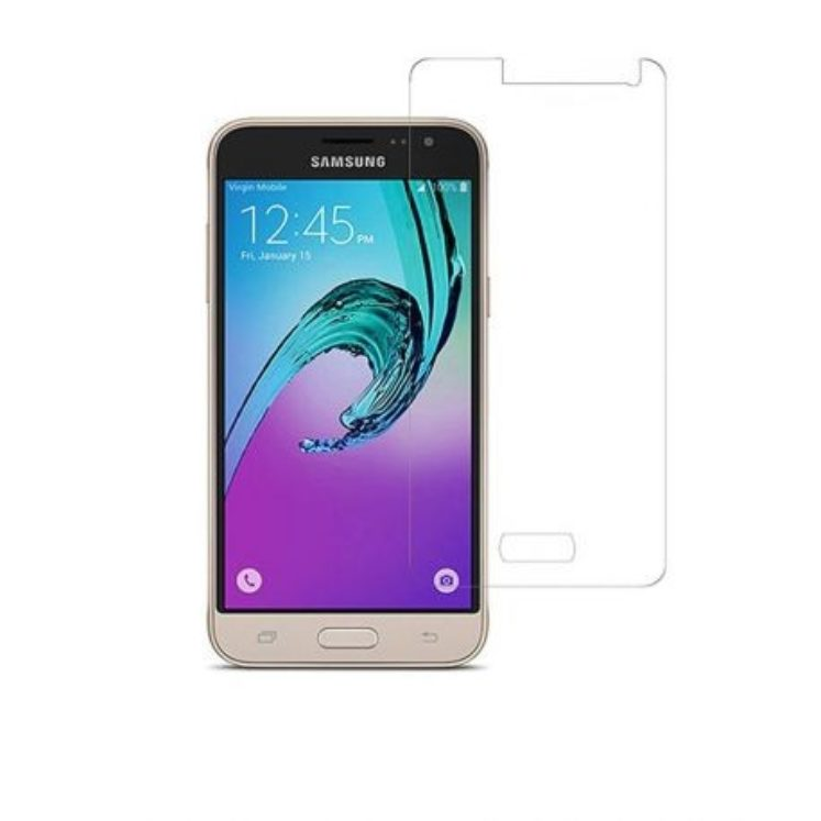 Samsung Galaxy J3 2016 Film de protection en verre trempé 2.5D
