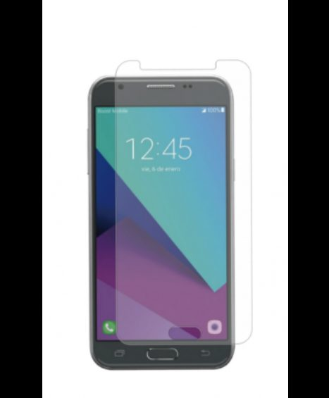 Samsung Galaxy J3 2017 Film de protection en verre trempé 2.5D